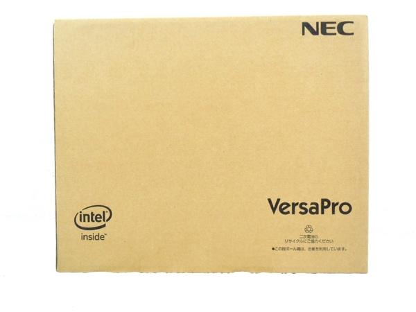 未使用 【中古】 NEC PC-VJ23TFB6S31U 15.6型 ノート PC VJ23T/FB VersaPro-J M2821939