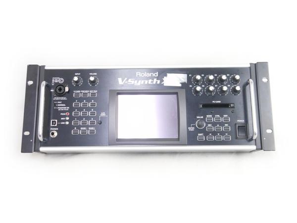 贅沢屋の 【 N2788450】 ROLAND V-SynthXT DTM 音源モジュール ROLAND 楽器 器材 DTM DAW N2788450, プロショップ 包丁一番:f3c64c1a --- online-cv.site