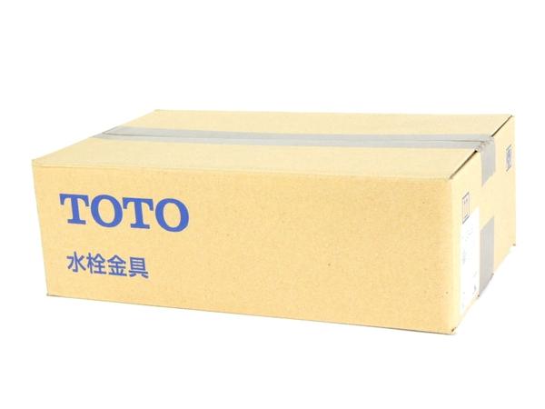 未使用 【中古】 TOTO TMGG40E 壁付サーモ シャワーバス 節湯 浴室 水栓金具 Y3653740