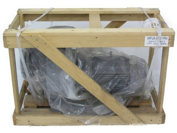 未使用 【中古】 寺田ポンプ製作所 MPJ6-53.71RN セルプラモーター 50Hz 口径80mm 【大型】 N3887870