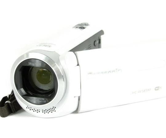 【中古】 良好 Panasonic パナソニック HC-W585M デジタルハイビジョンビデオカメラ K3898635