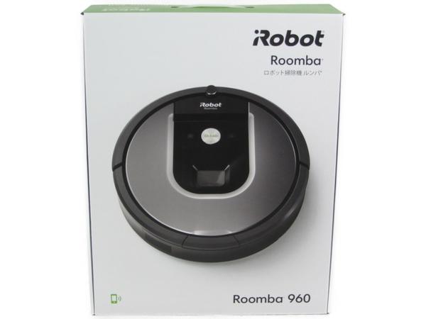 未使用 【中古】 iRobot ロボット掃除機 ルンバ 960 Roomba クリーナー ロボットタイプ N3922267
