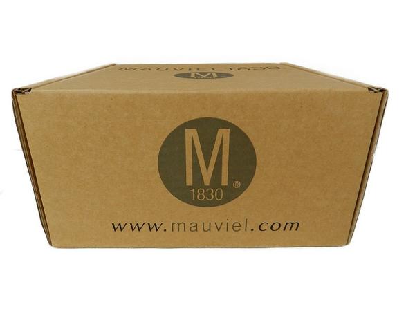 未使用 【中古】 MAUVIEL モビエル ムヴィエール プラソテー フタ付 20cmフランス製 料理 調理 S3361355