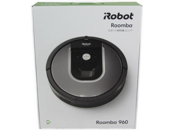 未使用 【中古】 iRobot ロボット掃除機 ルンバ 960 Roomba クリーナー ロボットタイプ N3922317