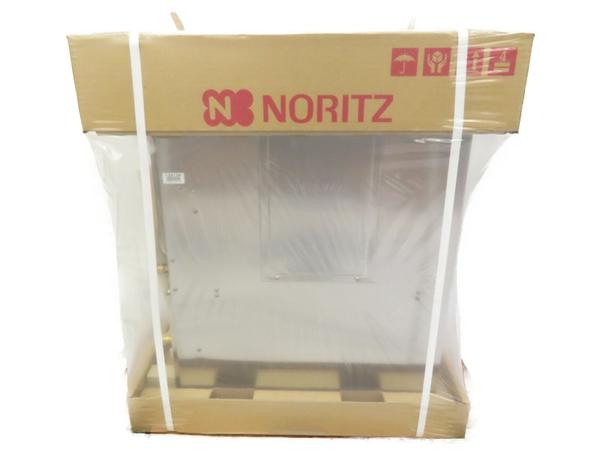 未使用 【中古】 NORITZ ガス給湯機器 ガスふろがま GBSQ 8.5号シャワー GBSQ-820D 都市ガス 左パイプ S3771361