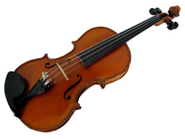 【中古】 Gliga グリガ Gems ジェムス 1/2 Vn バイオリン 2014年 弦楽器 弓 ケース付 演奏 S3642782