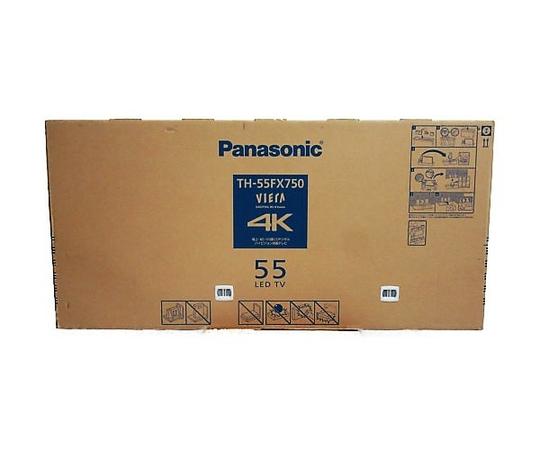 ー品販売  未使用 Panasonic【中古】 Panasonic VIERA ビエラ TH-55FX750 TH-55FX750 55型 ビエラ 液晶 テレビ【大型】 N3764653, ヒカリシ:f2904908 --- eagrafica.com.br