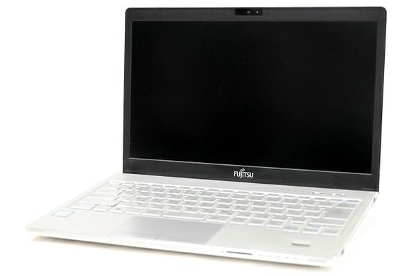 【中古】 訳あり FUJITSU FMV LIFEBOOK SH75/W FMVS75WWP ノート パソコン PC 13.3型 FHD i5 6200U 4GB HDD500GB Win10 Home 64bit T3469850