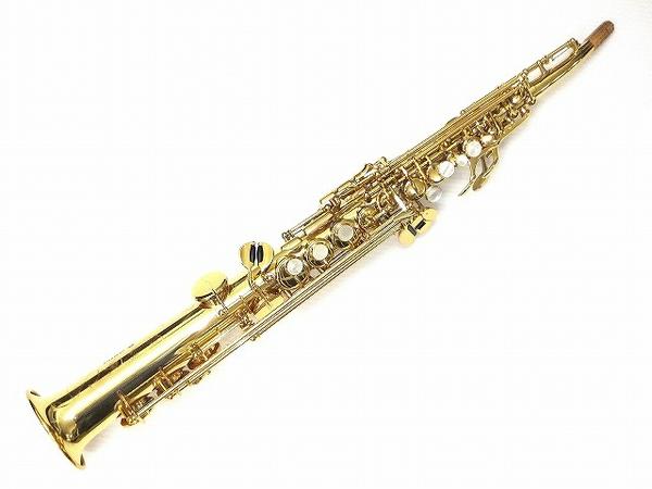 【18%OFF】 【】YAMAHA ソプラノサックス YSS-62R YSS-62R ビンテージ 管楽器【】YAMAHA 管楽器 O2090997, カジュアルクロージング With:b74e2a06 --- online-cv.site