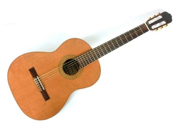 【中古】 RAIMUNDO レイモンド 118C アコースティック ギター クラシックギター ハードケース付 M3630401