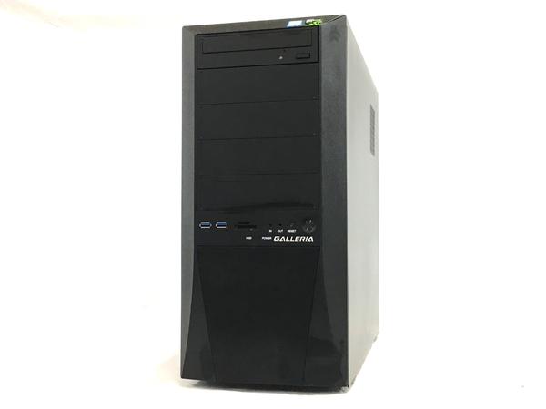2020人気の 【】 ドスパラ GALLERIA ZT(8700/KT34/Z370) デスクトップ パソコン i7 8700 3.20GHz 8GB SSD 256GB/HDD 1.0 TB Win10 H 64bit T4353085, かきもと米穀のよしだ小町 244c4457