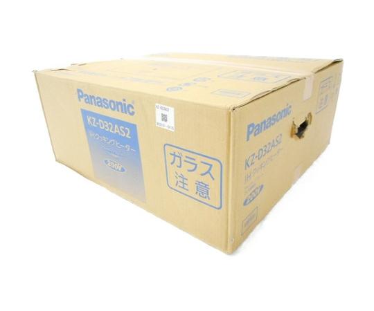 未使用 【中古】 Panasonic KZ-D32AS2 IH クッキング ヒーター 200V パナソニック 未使用 W3491714