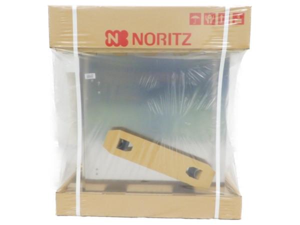 未使用 【中古】 NORITZ ガス給湯機器 ガスふろがま GBSQ 8.5号シャワー GBSQ-820D 都市ガス 右パイプ Y3753793