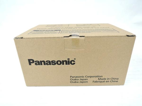 未使用 【中古】 Panasonic WV-S1110V 屋内 HD ボックス型 i-PRO EXTREME 監視カメラ 防犯カメラ ネットワーク カメラ パナソニック O3525217