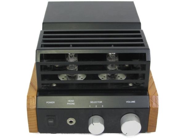 【中古】 音の工房 SK-100-HB 真空管 アンプ ウッドタイプ 完成品 N3886447