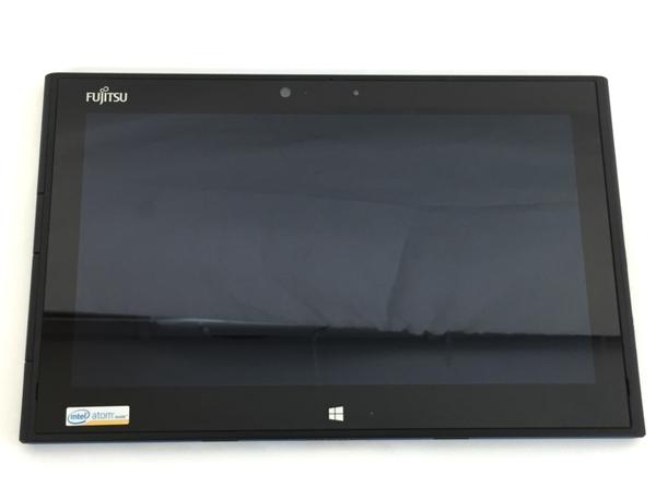 【中古】 ジャンク FUJITSU ARROWS Tab QH55/J FARQ55J タブレット パソコン PC 10.1型 Atom Z2760 1.8GHz 2GB eMMC64GB OS無 中古 T3155601