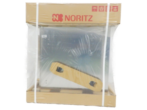 未使用 【中古】 NORITZ ガス給湯機器 ガスふろがま GBSQ 8.5号シャワー GBSQ-820D 都市ガス 右パイプ Y3753775