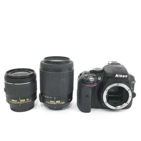 【超特価】 【】 Nikon D5300 D5300 ダブルレンズ Y5250168 デジタル 一眼レフ カメラ ニコン Nikon Y5250168, ニシアイヅマチ:0f242396 --- cpps.dyndns.info