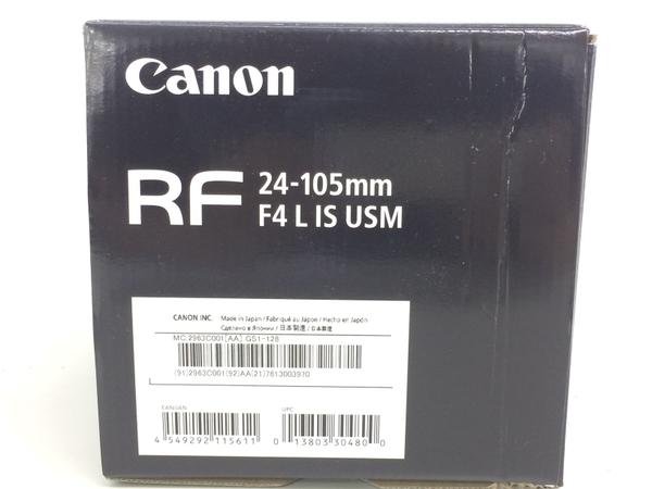 美品Canon キャノン RF24 105MM RF 24 105mm F4 L IS USM レンズ 一眼レづ カメラdrxeWCBQoE