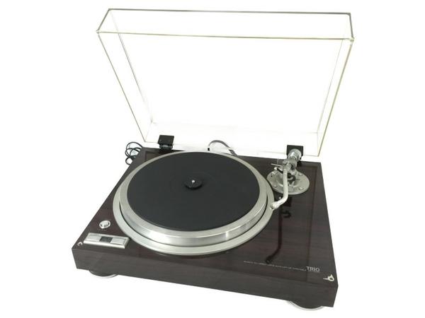 【中古】 【中古】TRIO KP-700D ターンテーブル レコードプレーヤー S3921048