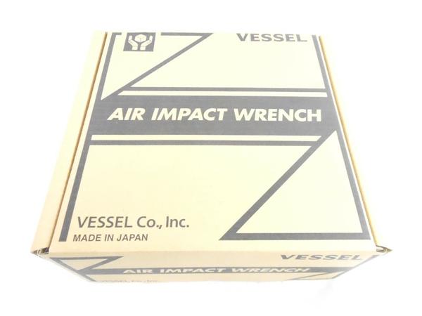 未使用 【中古】 VESSEL エアインパクトレンチ GT3900VP 工具 電動工具 DIY N2591715