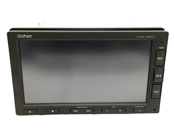 【中古】 HONDA Gathers ギャザーズ VXM-184Ci カーナビ 2017年製 T3882944