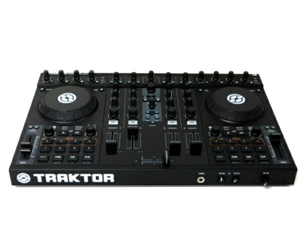【中古 PC】 Native DJ Instruments TRAKTOR KONTROL S4 PC DJ F4070356 コントローラー 中古 F4070356, ブランド専門店ハーフプライス:3c589363 --- officewill.xsrv.jp