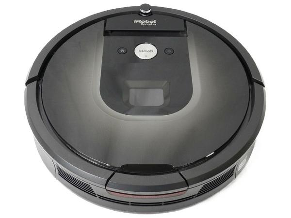 【期間限定!最安値挑戦】 【】 iRobot アイロボット ルンバ Roomba ルンバ 980 S3452200 アイロボット ロボット 掃除機 ブラック S3452200, お香数珠仏壇のe-namu庵心堂:d43d711c --- yatenderrao.com