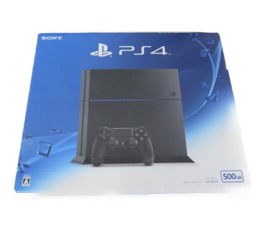 未使用 【中古】 SONY ソニー PlayStation4 CUH-1200A 500GB テレビ ゲーム 機器 S3904387