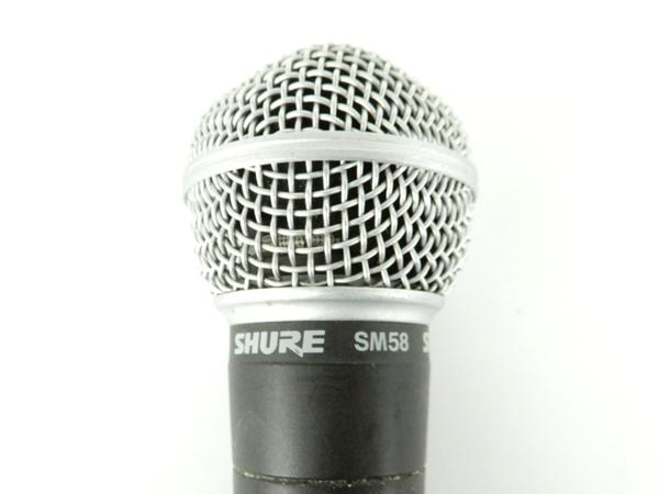 SHURE シュアー SM58 ボーカル マイクY35187343RjqScAL54