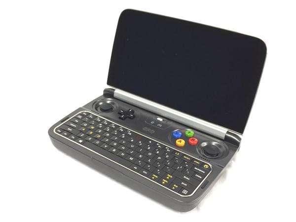 【中古】 GPD WIN 2 UMPC ノート パソコン m3-7Y30 1.00GHz 8GB SSD512GB Win10 Home 64bit 中古 T3679567