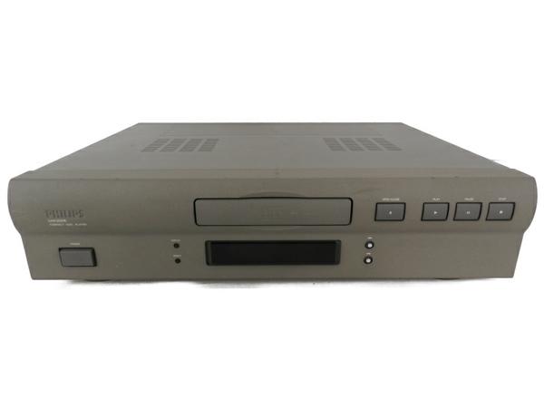 【中古】 PHILIPS フィリップス LHH200R CDプレーヤー 音響機材 S3554254