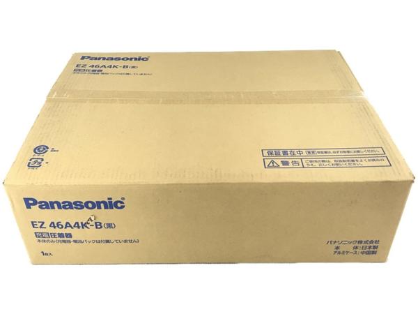 未使用 【中古】 未使用 圧着機 Panasonic EZ46A4K-B 充電 圧着器 本体のみ 電動工具 N5168579