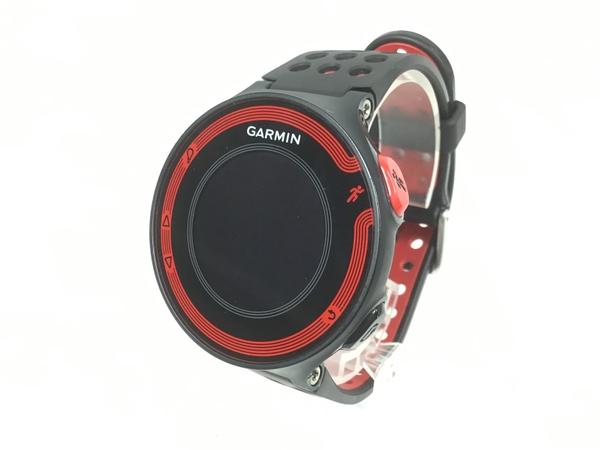 良好 【中古】 GARMIN ForeAthlete 220J 時計 ランニング GPS ガーミン S3892266