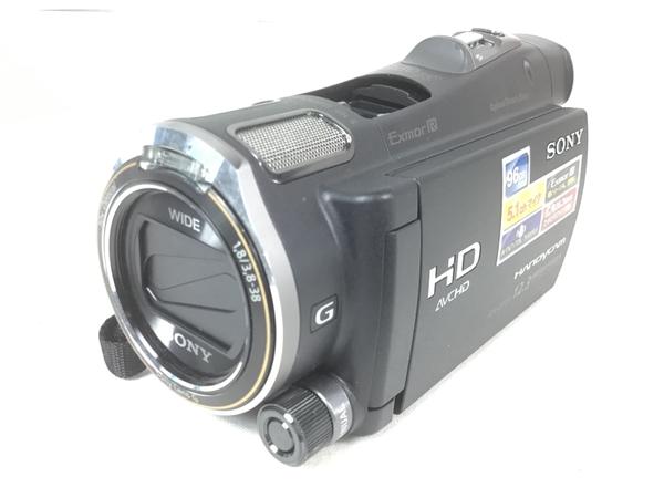 【中古】 SONY ソニー Handycam HDR-CX700V B ビデオカメラ フルHD ブラック S3893926