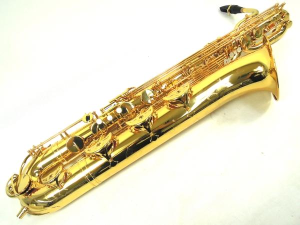 【最安値に挑戦】 美品【 ケース】 YAMAHA M2087447 バリトン サックス YBS-62 II ケース【】 付 CD・DVD・楽器 楽器 木管楽器 バリトンサックス M2087447, BEL PARTS:43b4e4b2 --- online-cv.site