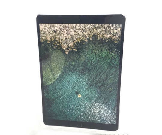 未使用 【中古】 Apple MPDY2J/A iPad Pro wi-fi 256GB space Gray 10.5インチ タブレット K3942018