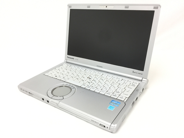 【中古】 Panasonic Let's note CF-SX2BD1TC ノートパソコン i7-3540M 4GB 640GB Win8.1Pro T3519873