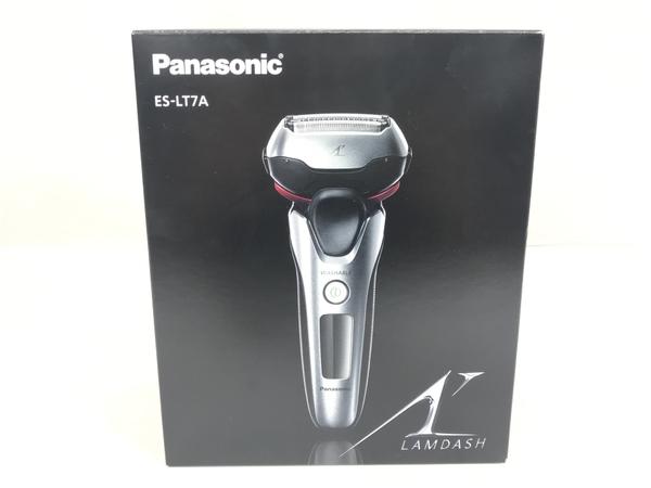 未使用 【中古】 Panasonic ES-LT7A ラムダッシュ メンズ シェーバー シルバー S3898420