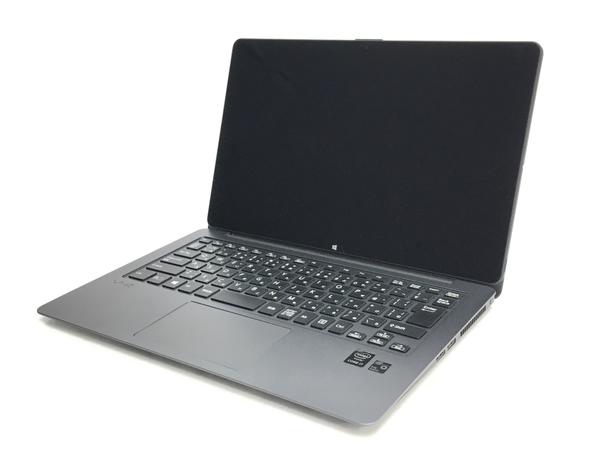 お気に入り 【】 良好 SONY Vaio Z VJZ13A ノートパソコン 13.3型 i7-5557U 3.1GHz 16GB SSD256GB Win10 Home 64bit ブラック系 T4488293, ボディピアス専門店 ラプラス 2c1e8b29
