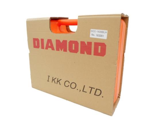 未使用 【中古】 DIAMOND ダイヤモンド DCC-1636BLH コードレス 鉄筋 カッター 電動 工具 H3276135