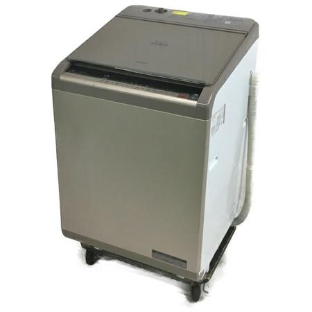 【中古】 日立 BW-DX110A 洗濯機 2017年製 家電 HITACHI 11Kg ビートウォッシュ 縦型 【大型】 Y4746682