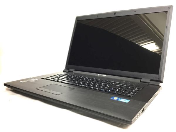 【中古】 Mouse LB-D704S ノート パソコン PC 17.3型 FHD i7-2670QM 2.20GHz 8GB HDD500GB Win10 Pro 64bit GT540M T3878121
