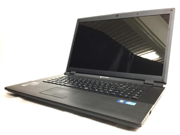 【中古】 Mouse LB-D704S ノート パソコン PC 17.3型 FHD i7-2670QM 2.20GHz 8GB HDD500GB Win10 Pro 64bit GT540M T3858115