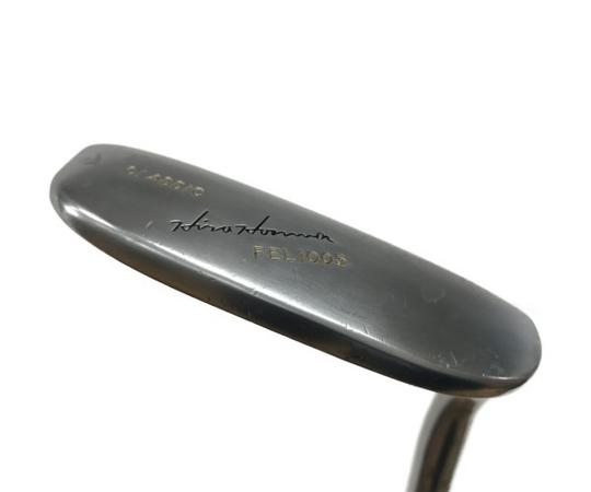 中古 hiro honnma ヒロホンマ CLASSIC ご予約品 FEL1005 ゴルフ S5823465 クラブ パター 豊富な品