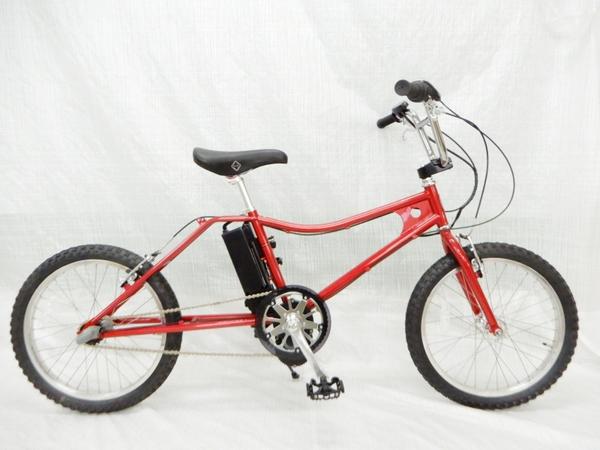 【中古】 The PARK e-bike PBLE BMX Eアシストバイク 電動 自転車 【大型】 Y3160114