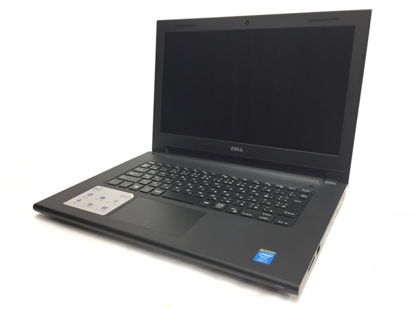 【中古】 Dell Inspiron 14 3442 ノート パソコン PC 14.0型 i3-4030U 1.90GHz 4GB HDD1.0TB Win8.1 64bit T3872085