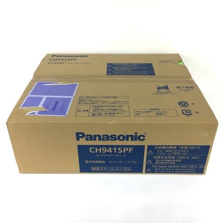 未使用 【中古】 Panasonic CH941SPF 温水洗浄便座 ビューティー トワレ パステルアイボリー パナソニック Y5157805