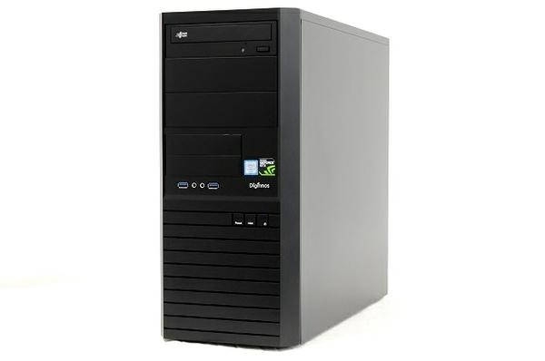 【中古】 ドスパラ Diginnos Monarch XT デスクトップ パソコン PC i7 6700 3.40GHz 16GB SSD250GB HDD1TB Win10 Home 64bit GTX960 T3761104