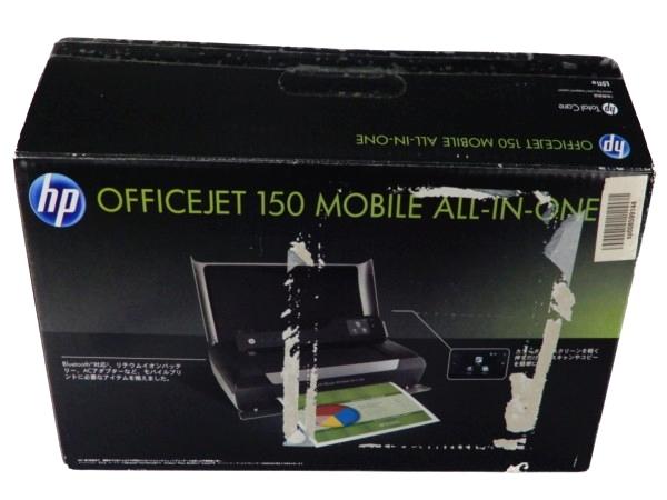 未使用 【中古】 HP Officejet 150 Mobile AiO CN550A 複合機 プリンター モバイル 機器 Y3488158